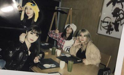 2NE1 Reunion