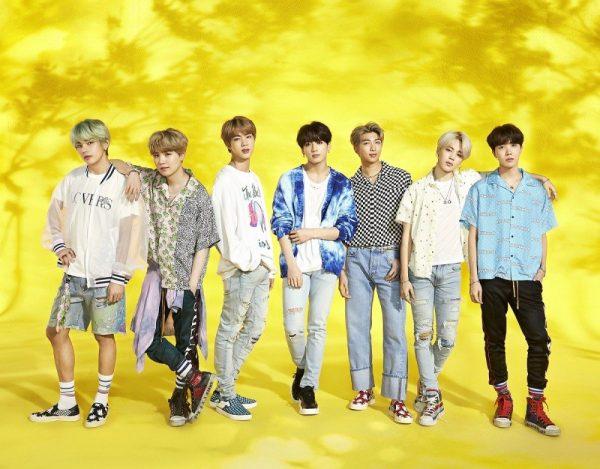 BTS Japanese Single