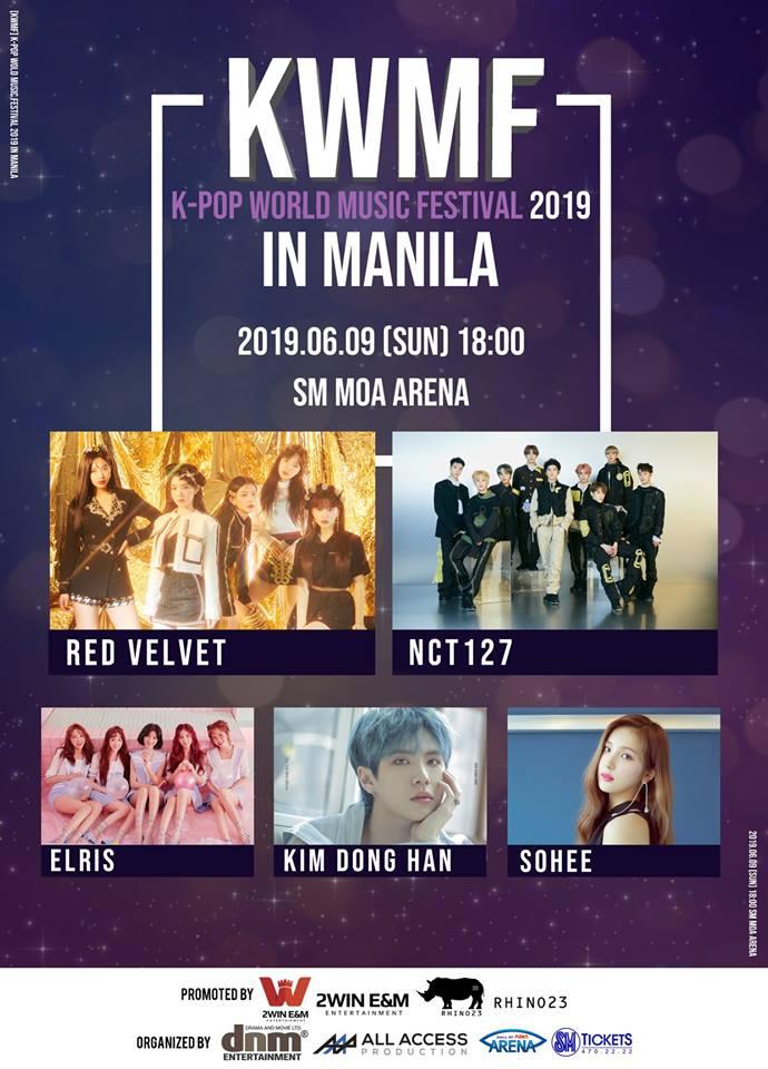 K-Pop World Music Festival 2019