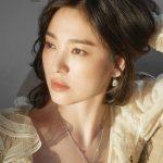 Song Hye Kyo Elle Taiwan