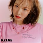 Red Velvet's Wendy for NYLON Magazine