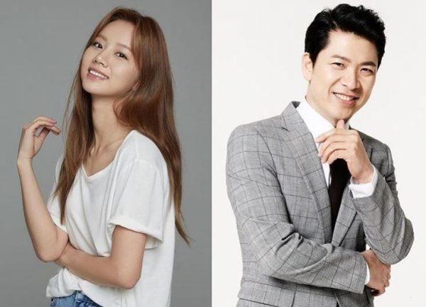 Lee Hye Ri official Instagram