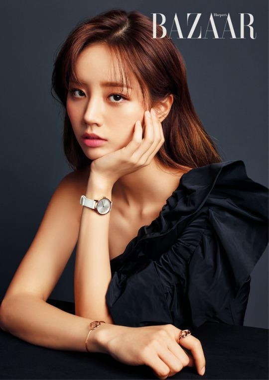 Hye Ri | Harper's Bazaar