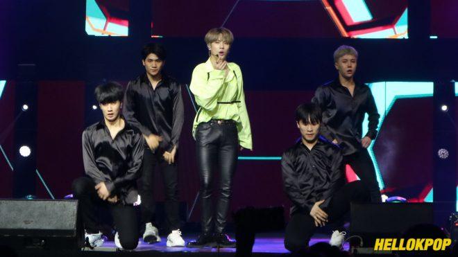 Kim Donghan at KWMF 2019