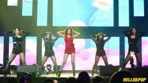 Sohee at KWMF 2019