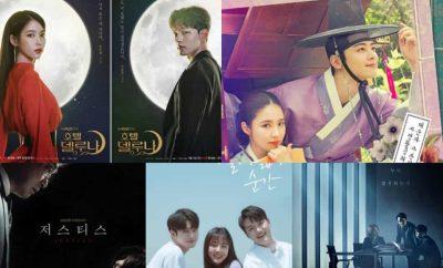 july 2019 korean dramas