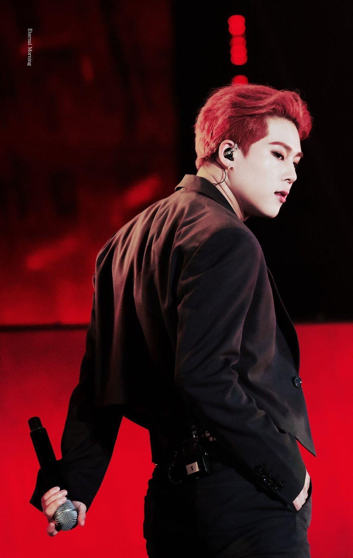 Idol List: 10 Male K-Pop Idols Who Radiated Fiery Vibes With Red