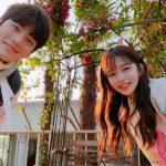 Kim Min Gyu and Chae Ji An