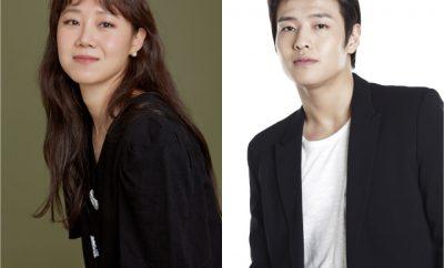 Gong Hyo Jin and Kang Ha Neul