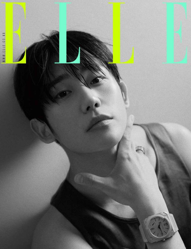 Elle Korea August 2019