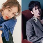 Lee Sun Gyun and Jung Ryeo Won