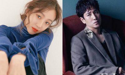 Park Seo Joon On Kim Ji Won's 'Descendants Of The Sun