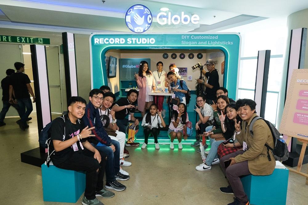 Globe Elevates Lucky PH ONCEs'