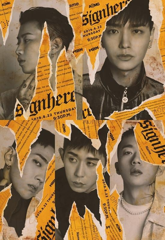 AOMG Prepares For K-Hip Hop's Next Big Names With Teasers For