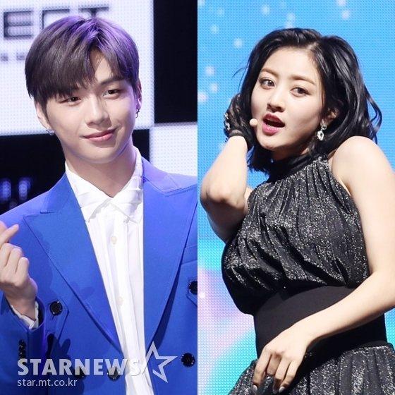 Kang Daniel And TWICE's Jihyo Confirmed To Be Dating