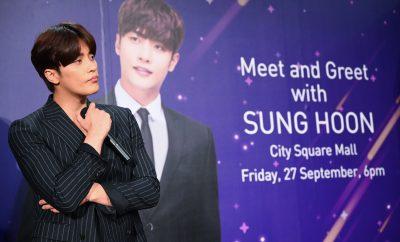 Sung Hoon Meet And Greet