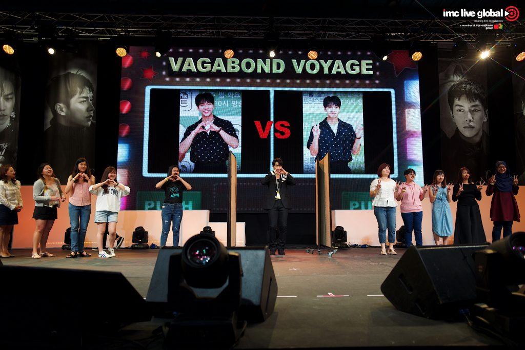 Lee Seung Gi Vagabond Voyage Singapore