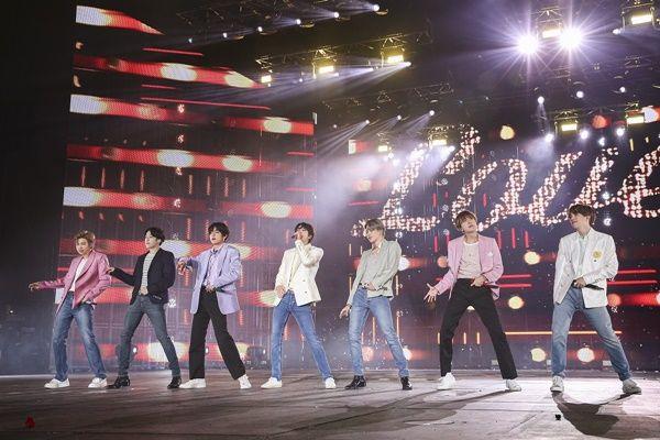 BTS 2019 MTV EMA