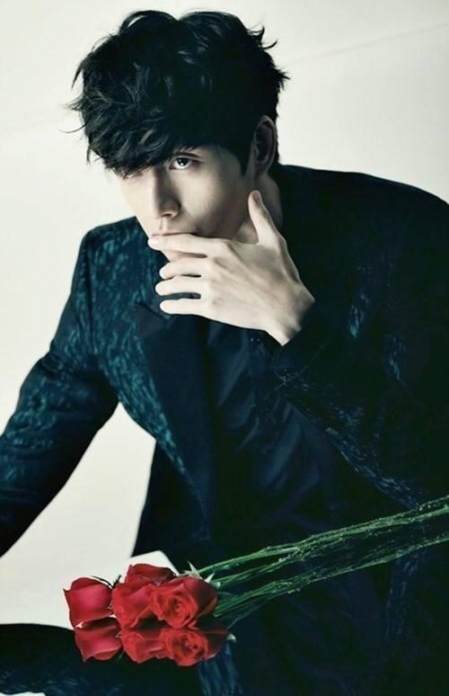 Park Hae Jin CosmoBride