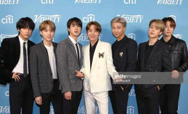 BTS Variety's Hitmakers
