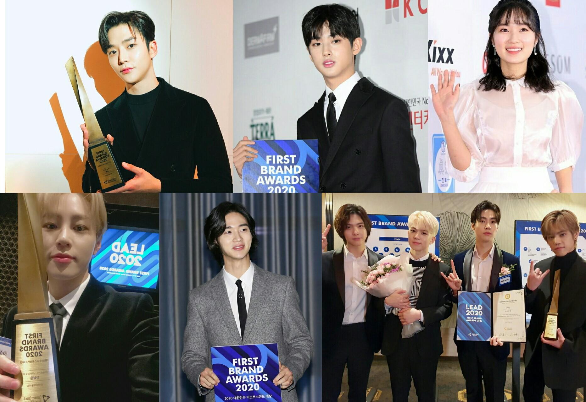 2020 korea first brand awards