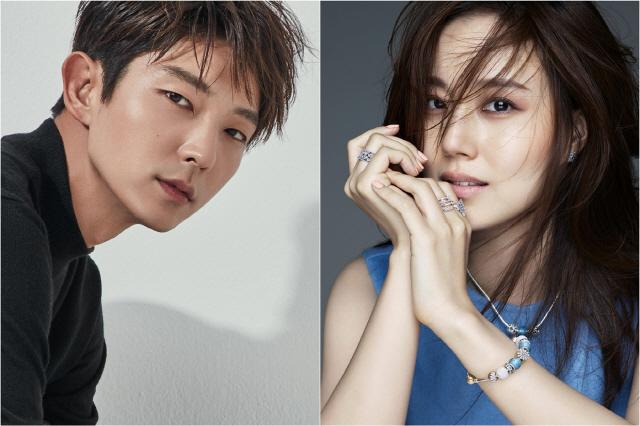 Lee Joon Gi and Moon Chae Won