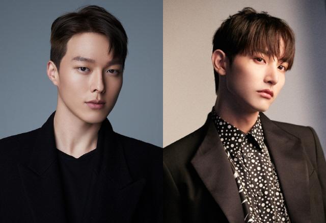 Lee Soo Hyuk and Jang Ki Yong