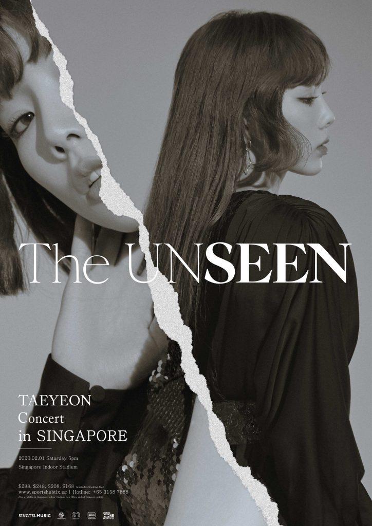 Taeyeon Singapore 2020