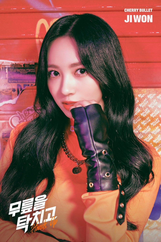 Cherry Bullet's Ji Won