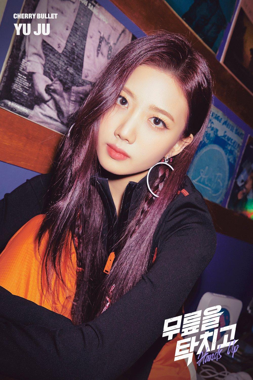 Cherry Bullet's Yuju