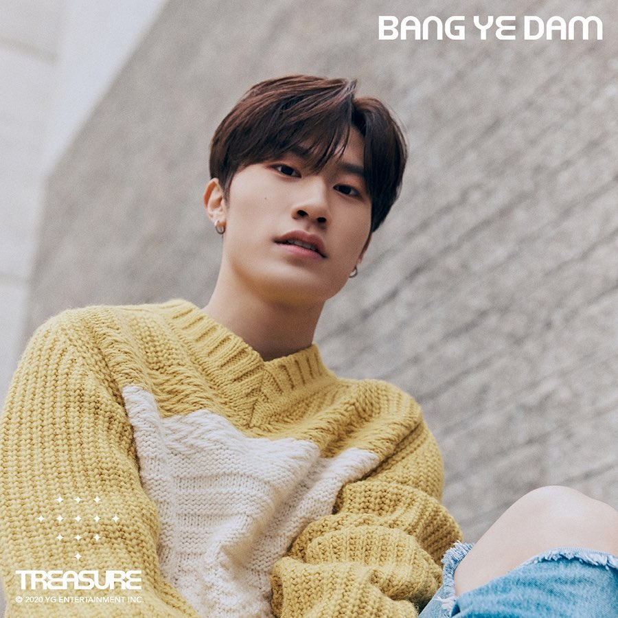 TREASURE Bang Yedam