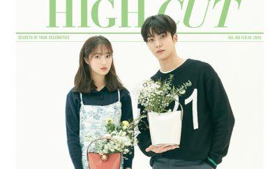 Rowoon Kim Hye Yoon High Cut