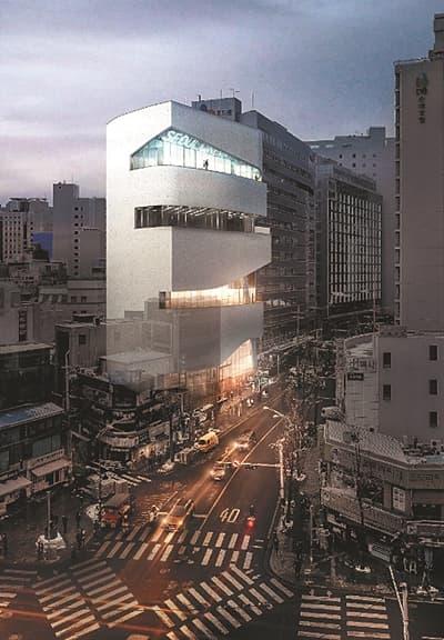 Seoul Cinematheque Design