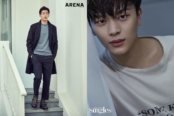 Lee Sang Yoon & Yook Sungjae