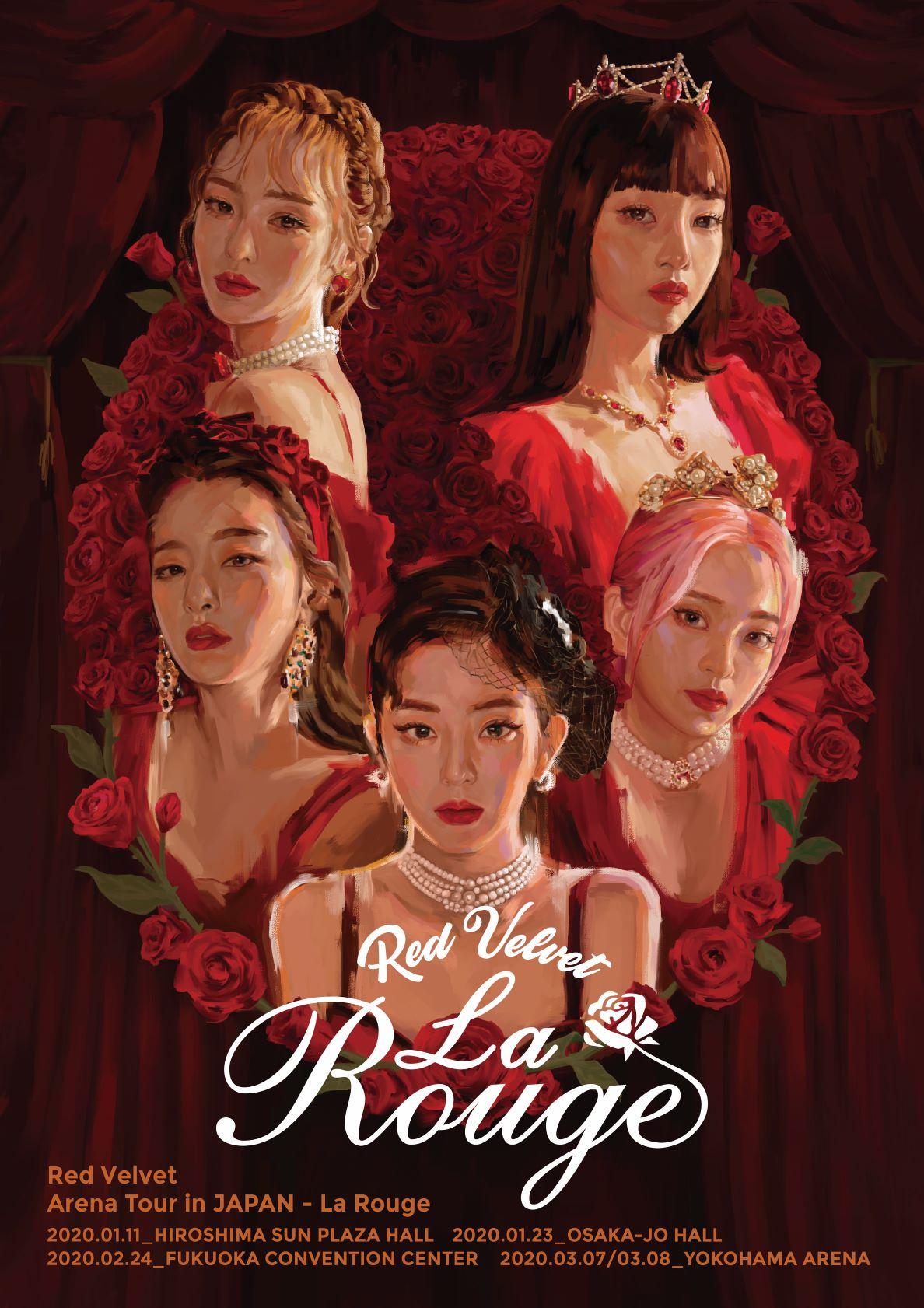 20200218_Red Velvet La Rouge (Japan)