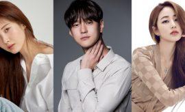 Seohyun and Go Kyung pyo