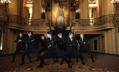 BTS Black Swan MV