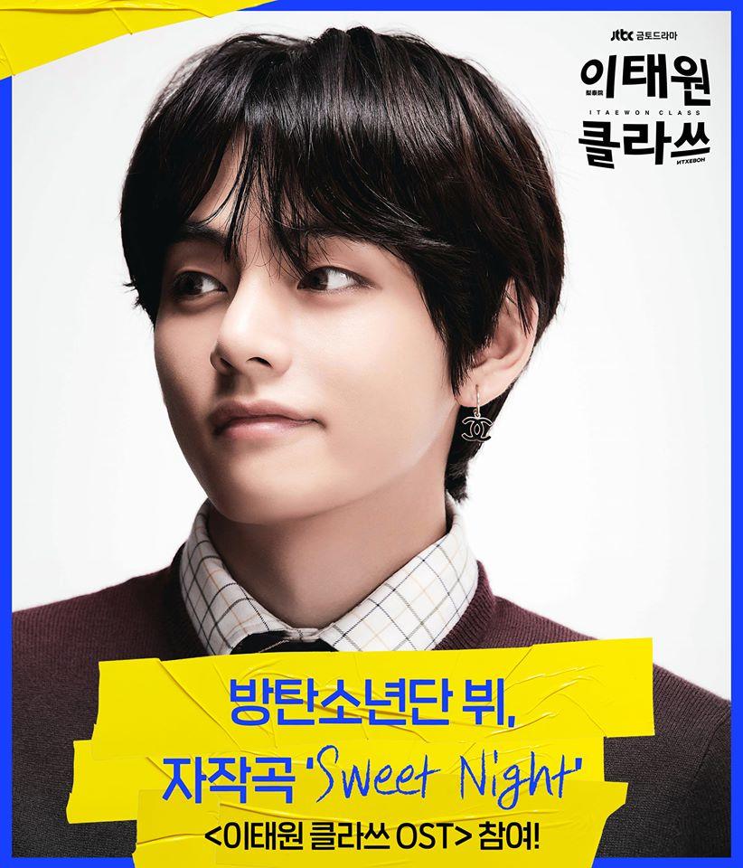 BTS V Sweet Night