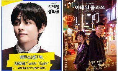 BTS V OST