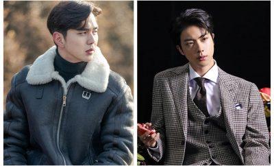 BTS Jin Yoo Seung Ho