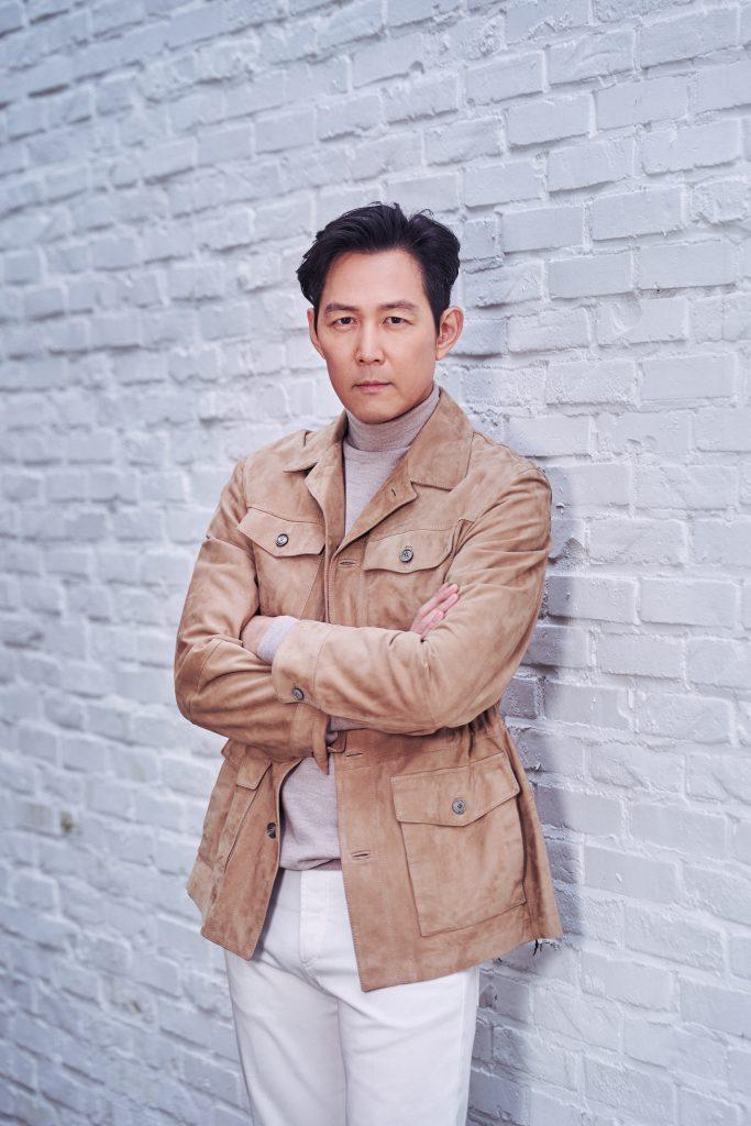 Lee Jung Jae Round Six