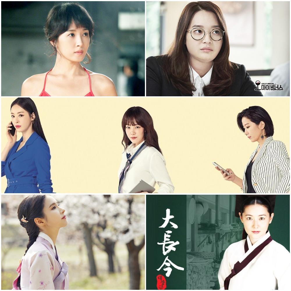korean dramas women empowering