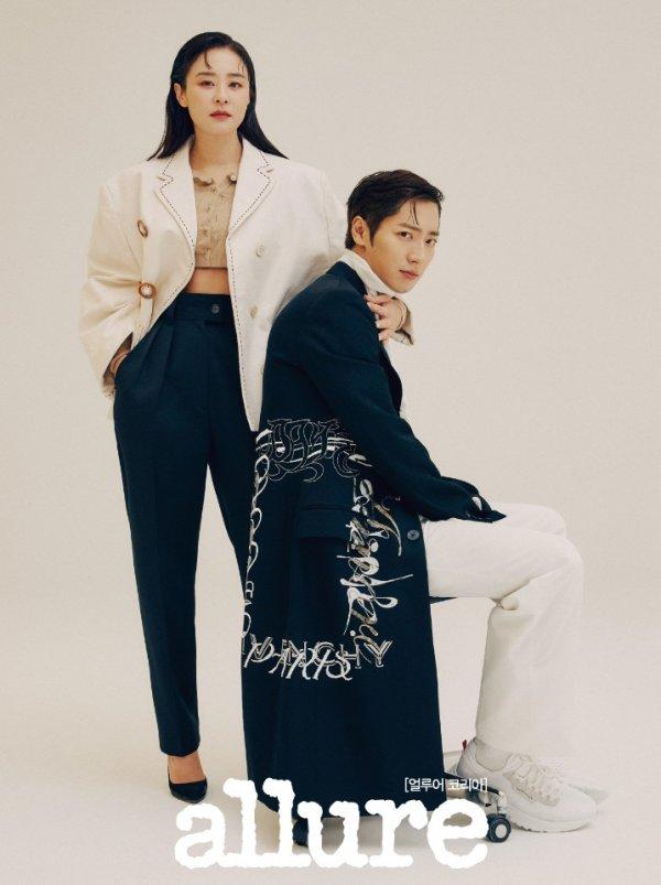 Choi Kang Hee X Lee Sang Yeob
