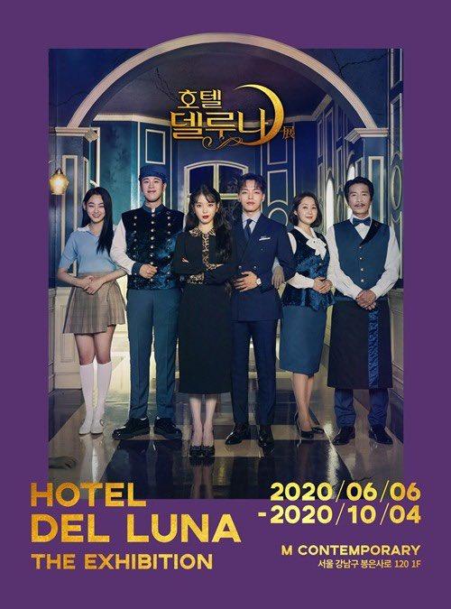 Hotel del Luna exhibition