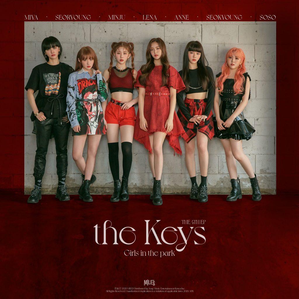 gwsn the keys