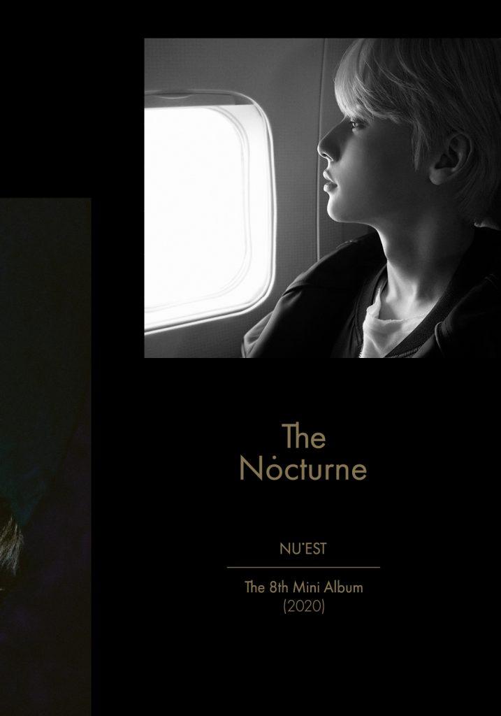 nu'est minhyun the nocturne