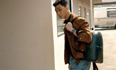 Park Seo Joon Esquire