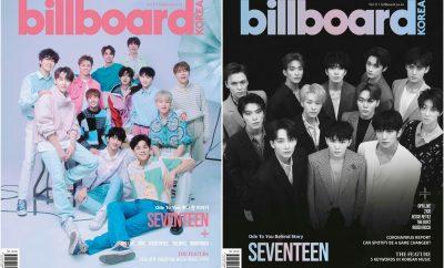 seventeen billboard korea