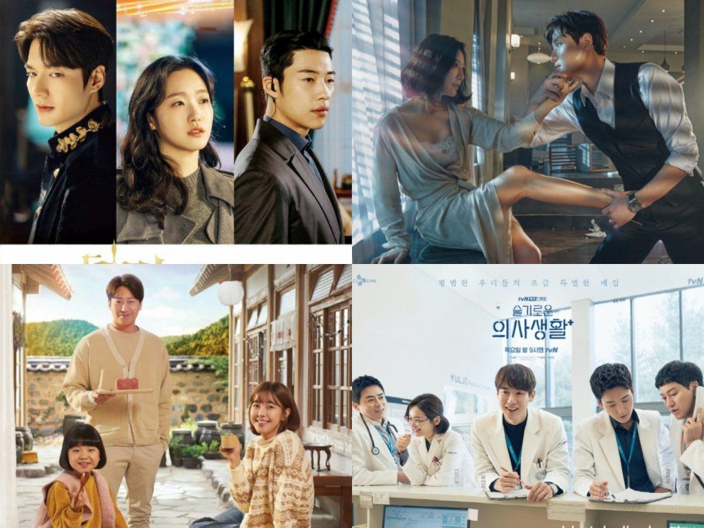 May 2020 Korean Dramas