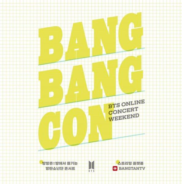 BTS Bang Bang Con